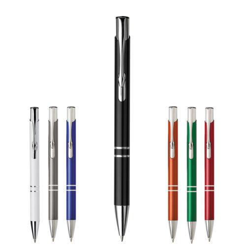 Soft Metall Kugelschreiber Werbeset