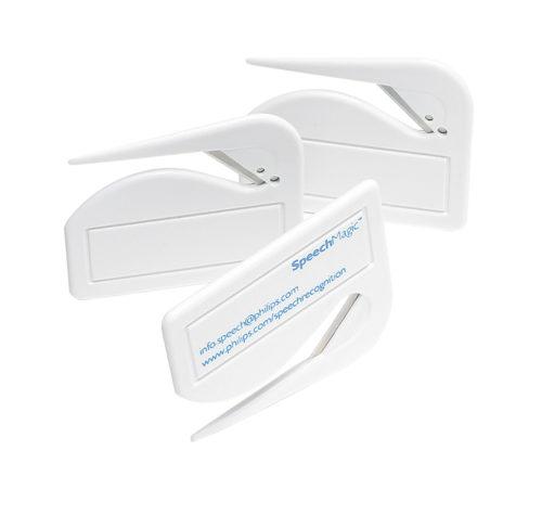 Briefcutter weiß