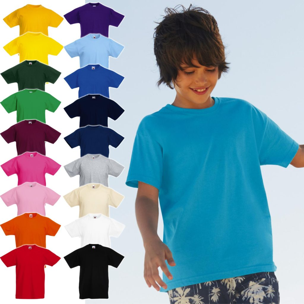 Valueweight T Kids T-Shirts